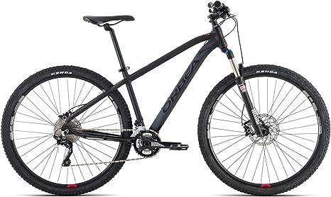 Bicicleta Montaña Orbea MX 10, 29 pulgadas, talla M, negra-roja ...