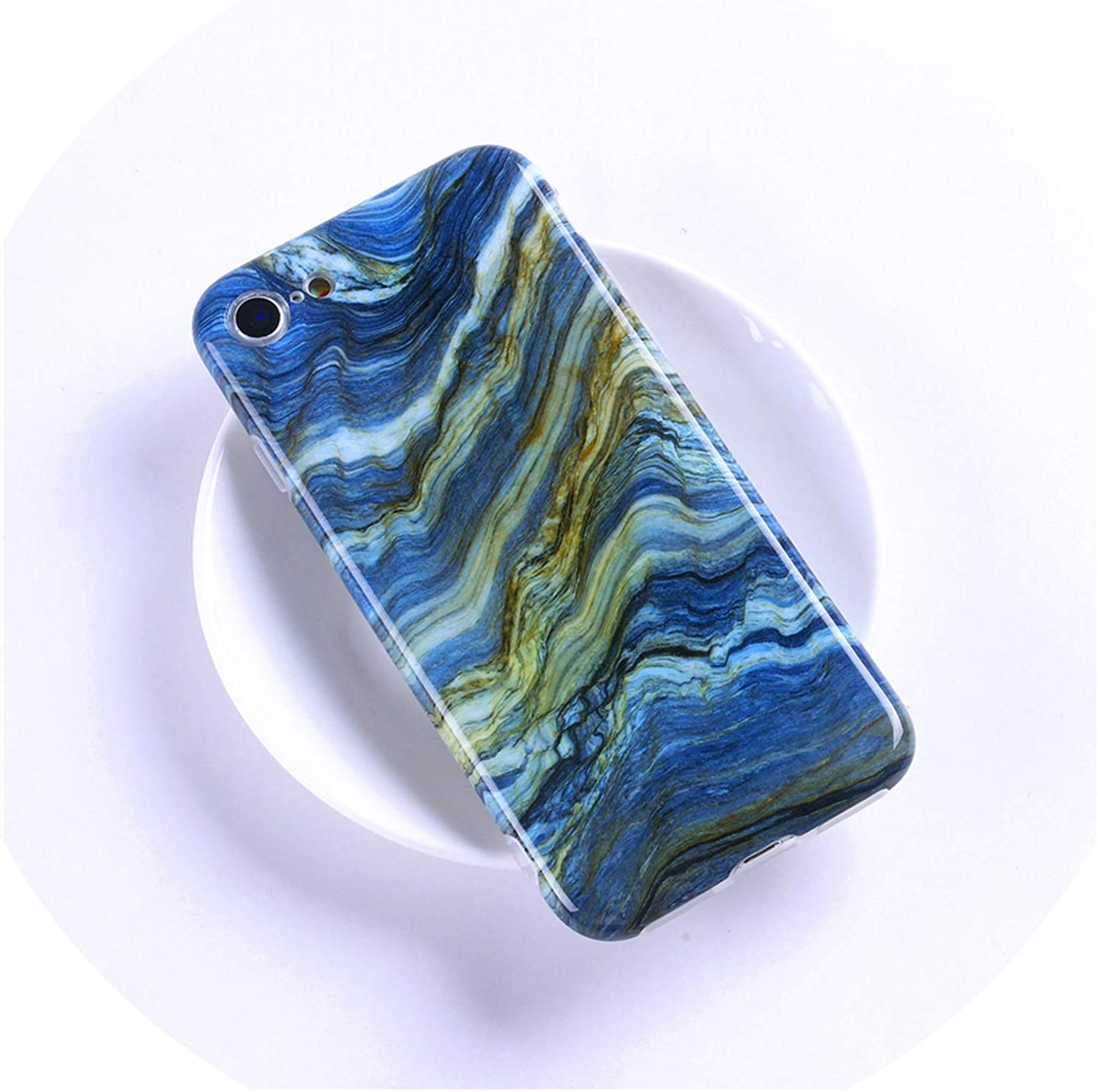 Marble Phone Case for iPhone 7 Case for iPhone X 7 6 6S 8 Plus Xs Max Xr Case Cover,A0024,for iPhone Xr