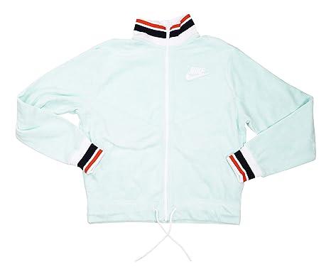 b23f20132 Nike Womens Yoga Fitness Athletic Jacket Green XS at Amazon Women s  Clothing store