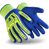 HexArmor Rig Lizard Fluid 7101 Water Resistant Work Gloves with Impact Protection, XX-Small