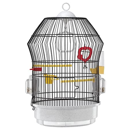 Ferplast Katy Jaula para pájaros: Amazon.es: Productos para mascotas