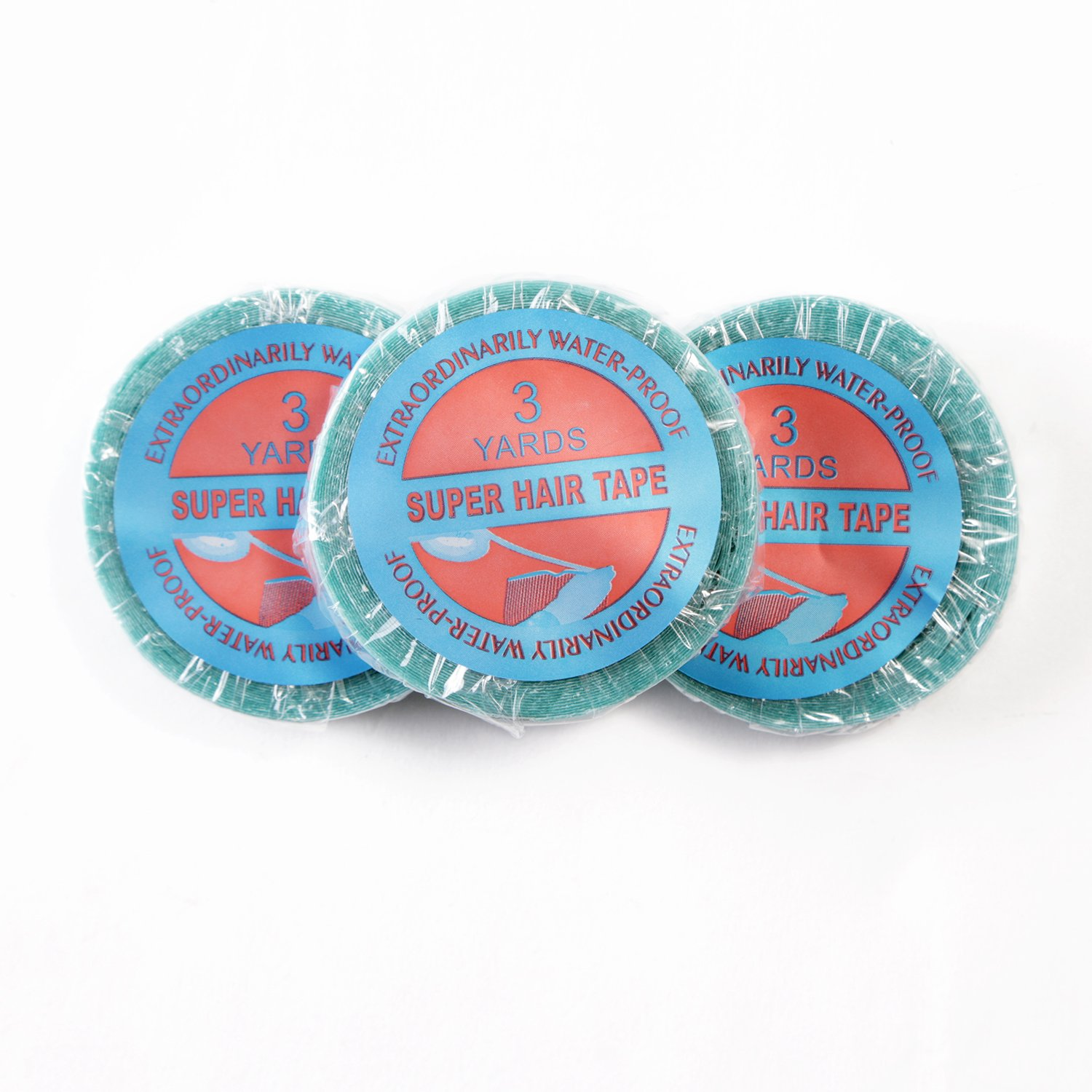 3Yards 8MM Strong Waterproof Double Sided Bonding Super Hair Tape Germany Tape for Tape in Hair Extensions ZHUHAI AIYUCHEN COMPANY CO. LTD