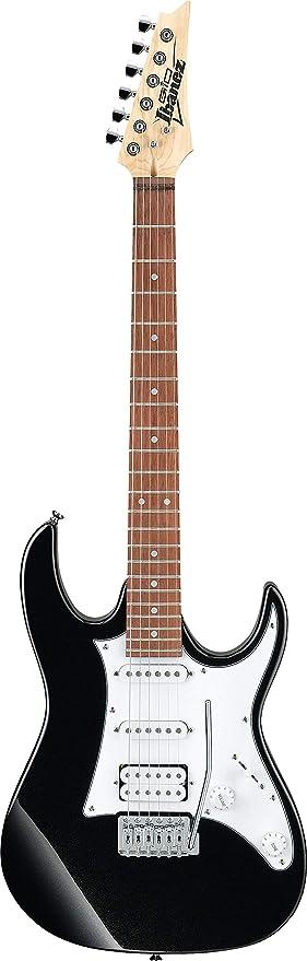 IBANEZ GIO - Guitarra eléctrica (6 cuerdas), color negro: Amazon.es: Instrumentos musicales
