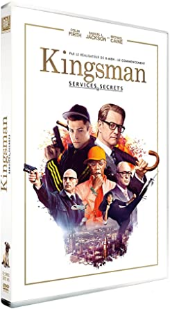 Vignette du document Kingsman : services secrets