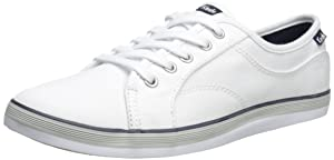 Keds Women's Coursa LTT Fashion Sneaker, White, 8 M US
