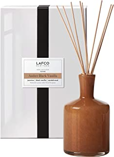 product image for LAFCO Reed Diffuser, Foyer - Amber Black Vanilla, 15 Fl Oz