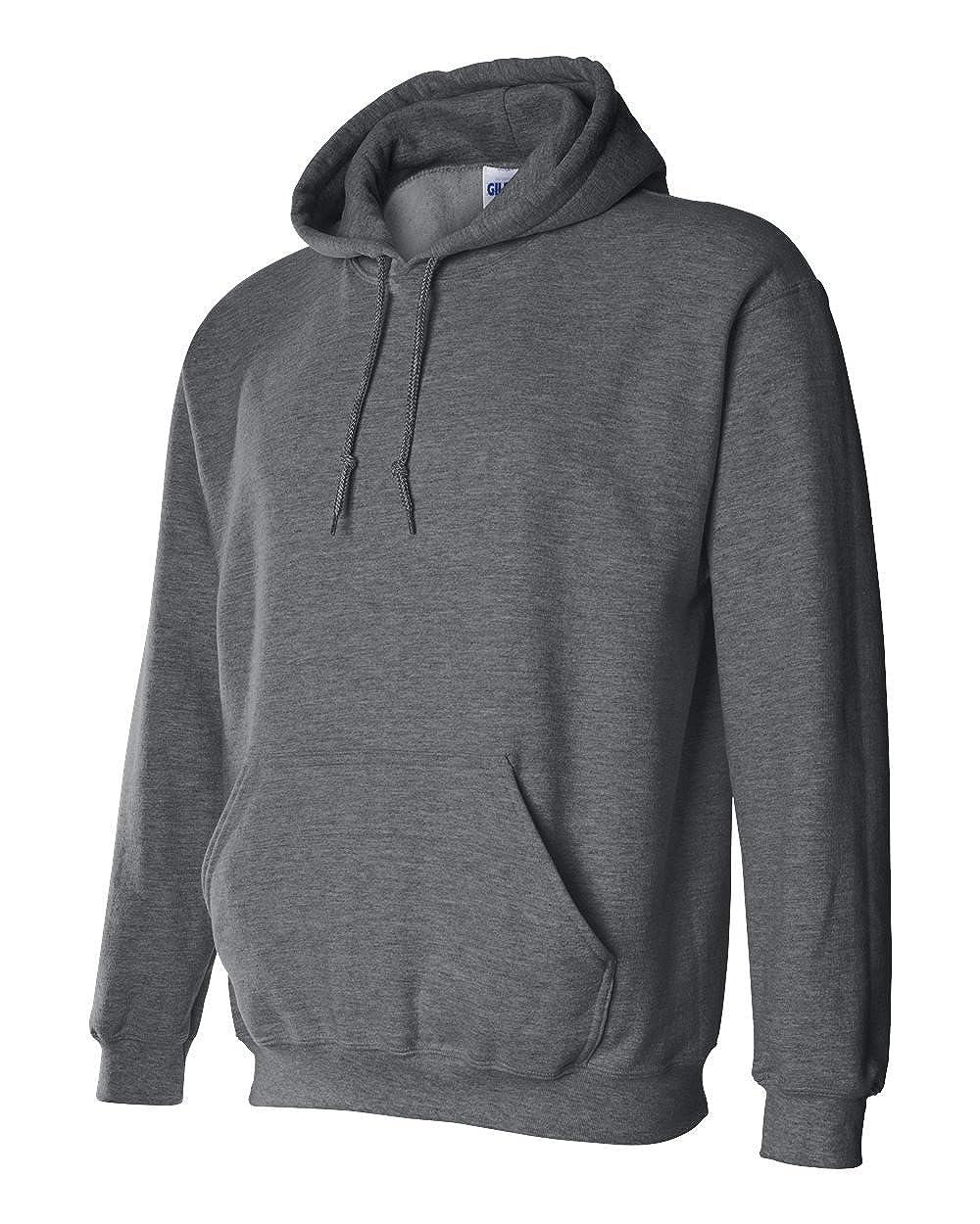 47a4c97c999719 Plain Dark Grey Cotten Woolen Men s Sweatshirts  Amazon.in  Clothing    Accessories