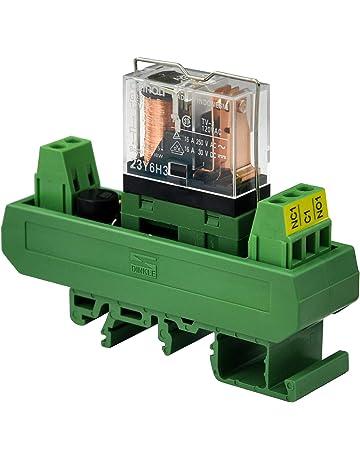 BIlinli 5V~12V DC Motor Reverse Polarity Timer Cyclic Switch Repeater Time Delay Relay