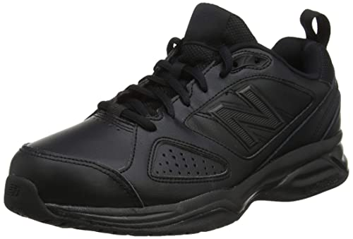 New Balance MX624v4 Leather Cross Training Shoes (6E Width) SS19