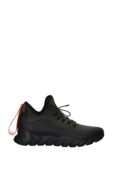 cheap release dates Fendi Men's Black Fabric Sneakers outlet 2015 for nice cheap price ebay sale online u6hyP9gN9
