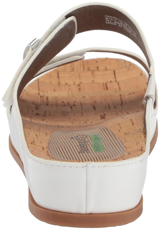 BareTraps Women's Cherilyn Slide Sandal B075X7W13Z 9.5 B(M) US White