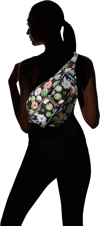 KAVU Mini Rope Bag Crossbody Polyester Sling Backpack
