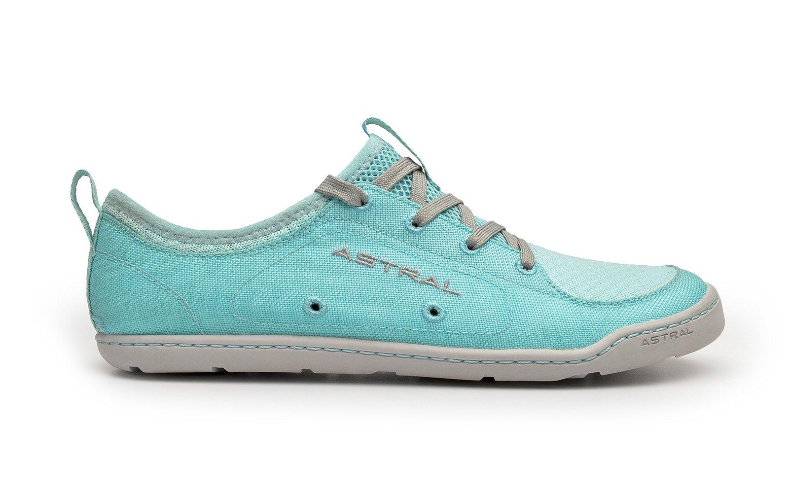Astral Loyak Women's Water Shoe - Turquoise/Gray - 10