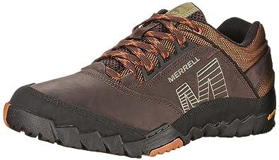 Merrell Annex, Chaussures de Randonnée Basses homme, Dark Earth, 40