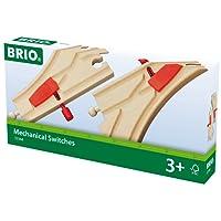 Brio World  - 33344 - AIGUILLAGES MECANIQUES - 144 mm