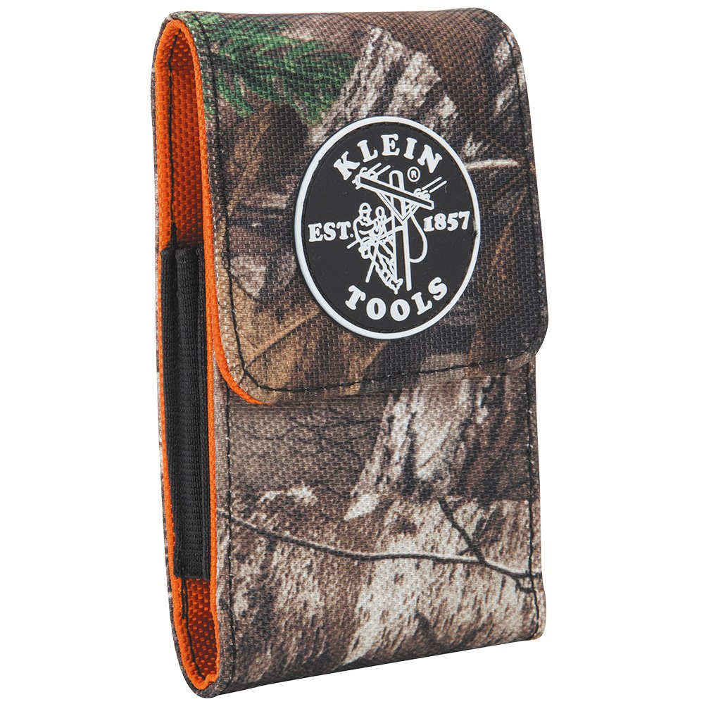 Klein Tools 55564 Tradesman Pro Camo Phone Holder, X-Large by Klein Tools