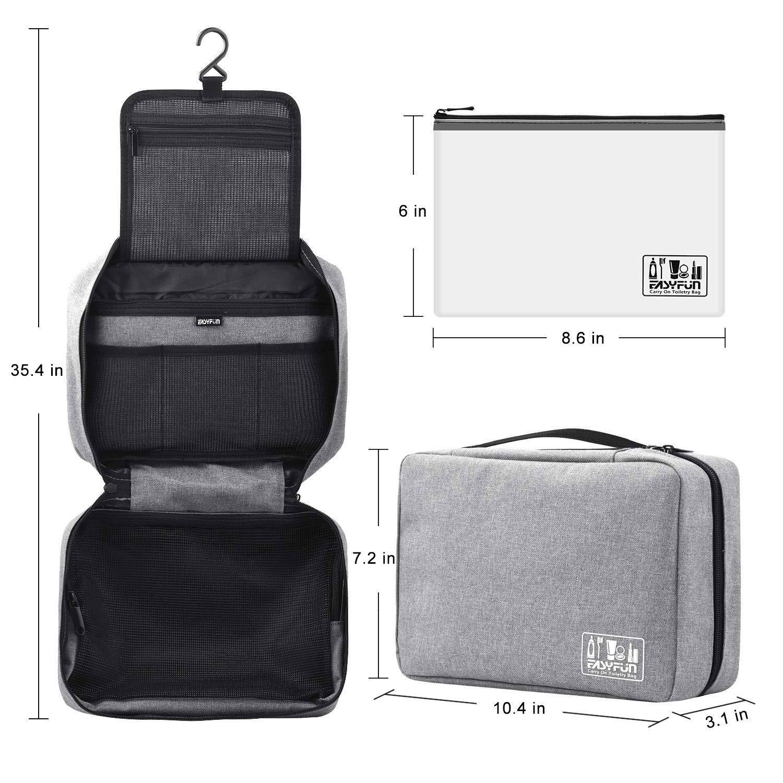 Amazon.com   Hanging Toiletry Bag For Men   Women  6963d2748aed1