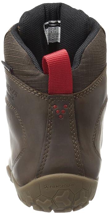 Vivobarefoot Mens Tracker Firm Ground Leather Boots: Amazon.it: Scarpe e  borse