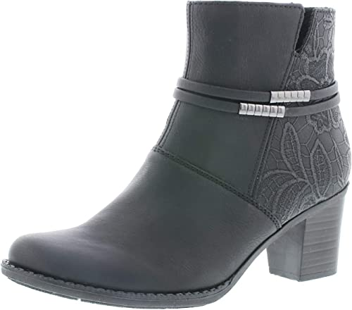 Rieker Femme Bottines Y80A2, Dame Ankleboot: