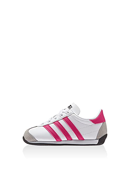 Adidas Zapatillas Country OG El I Blanco/Fucsia EU 21 XCWyuWny