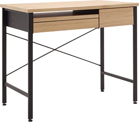 Ashwood//Graphite Calico Designs Ashwood Convertible Desk
