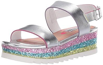 3f97f744794 Steve Madden Kids' Jkennie Wedge Sandal