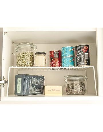 Amazon.co.uk: Cupboard Organizers: Home & Kitchen