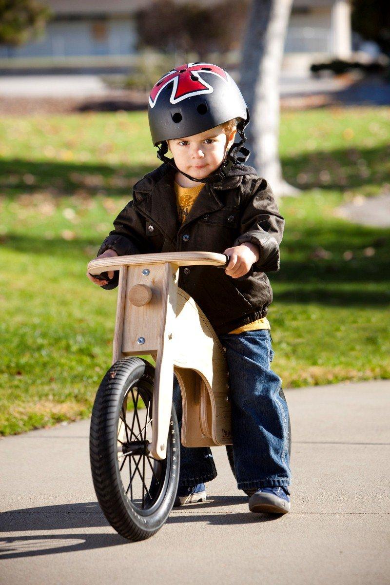 Prince Lionheart Chop Balance Bike, Natural by Prince Lionheart (Image #5)