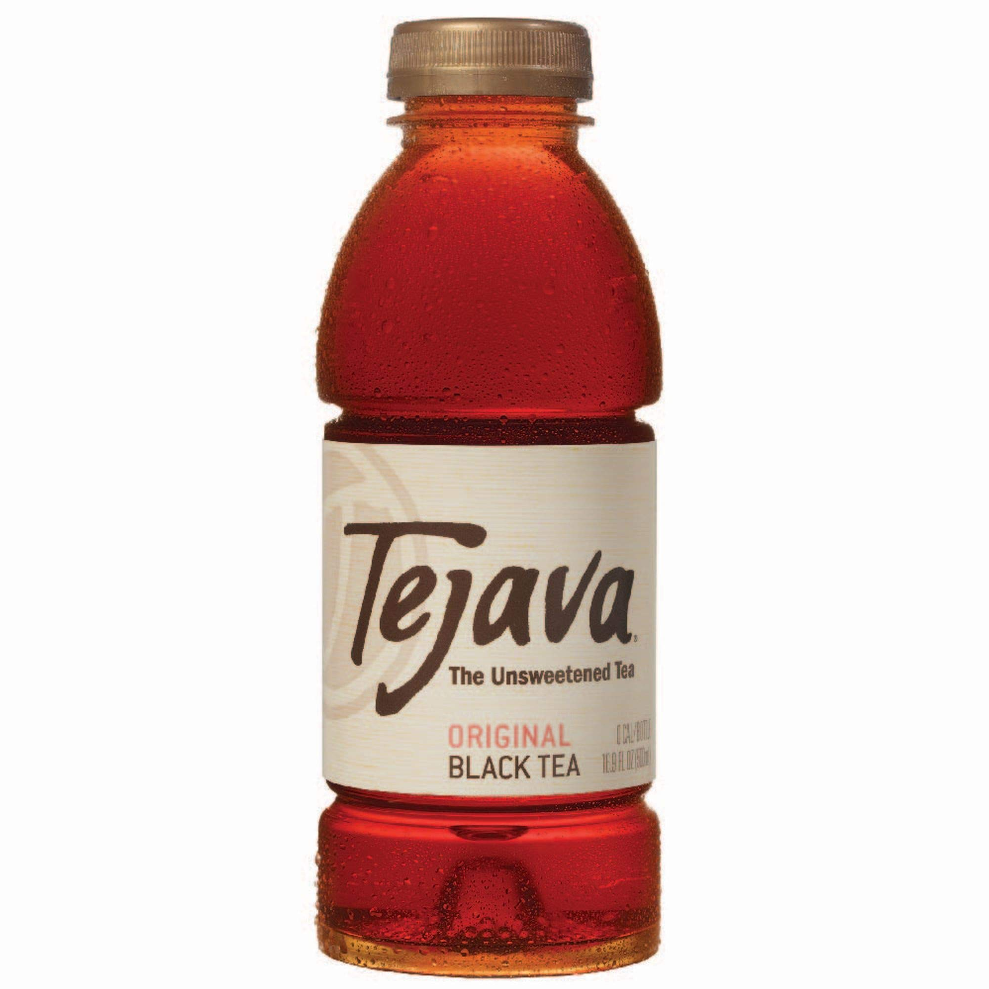 Tejava Original Unsweetened Black Iced Tea, 16.9 oz PET Bottles, Award Winning, Non-GMO-Verified, from Rainforest Alliance-Certified farms (12 Pack) by Tejava (Image #6)