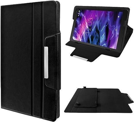 10.1 Pollici Tablet PC CUSTODIA GUSCIO PROTETTIVO CASE-Medion p10506-Nero 10
