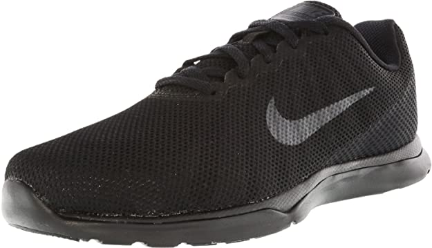 NIKE Womens Wmns Season TR 6 Wide Black Black Anthracite Size 6.5
