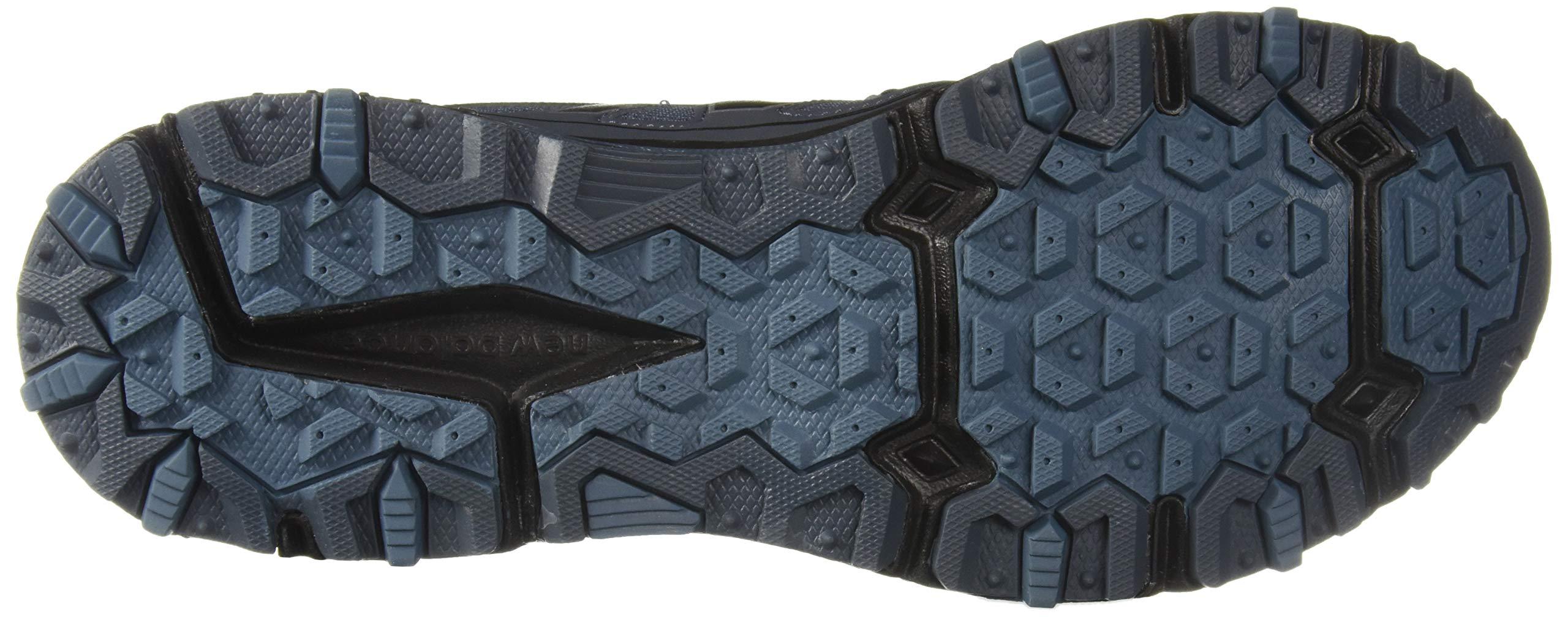 New Balance Men's 410v5 Cushioning Trail Running Shoe, Petrol/Cadet/Black, 7 D US by New Balance (Image #3)