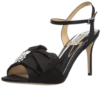 3817e0eaf93 Amazon.com  Badgley Mischka Women s Samantha Heeled Sandal  Shoes