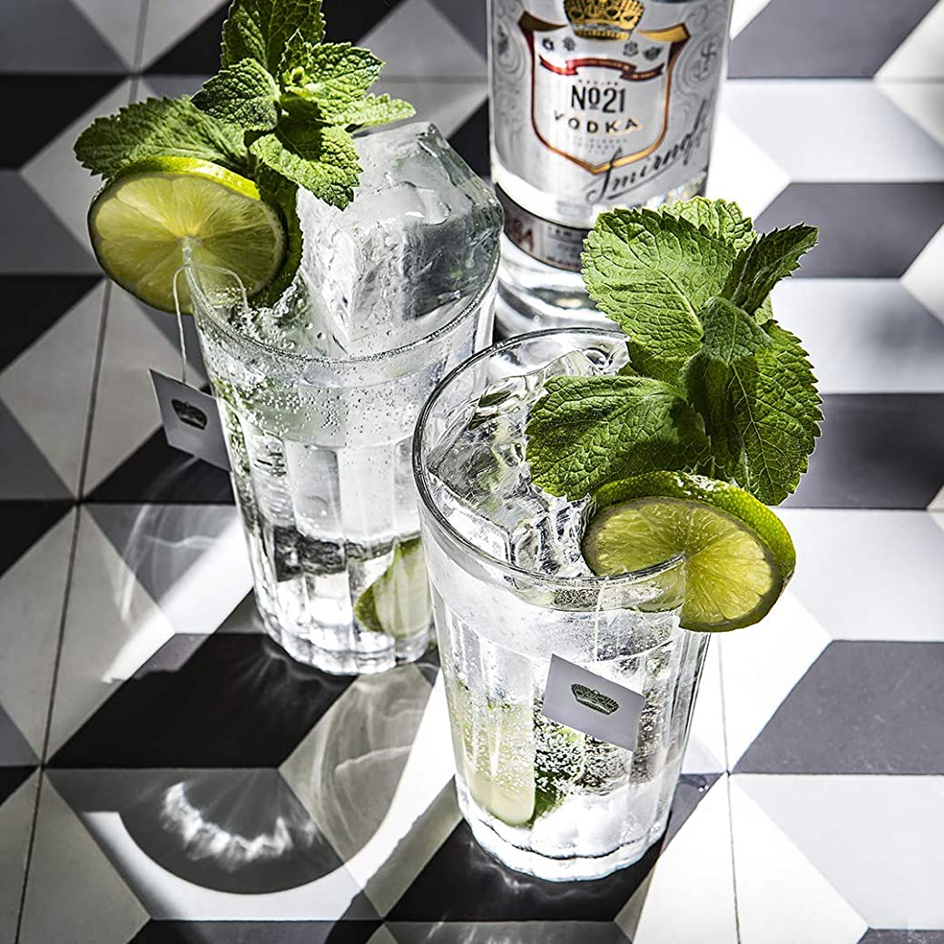 Smirnoff Red Label Vodka - mejor vodka calidad-precio