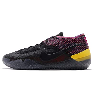 brand new 54817 9c83e Nike Men s Kobe A.D. NXT 360 Basketball Shoes (10.5, Black Pink)