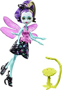 MONSTER HIGH GARDEN GHOULS WINGED CRITTERS WINGRID DOLL