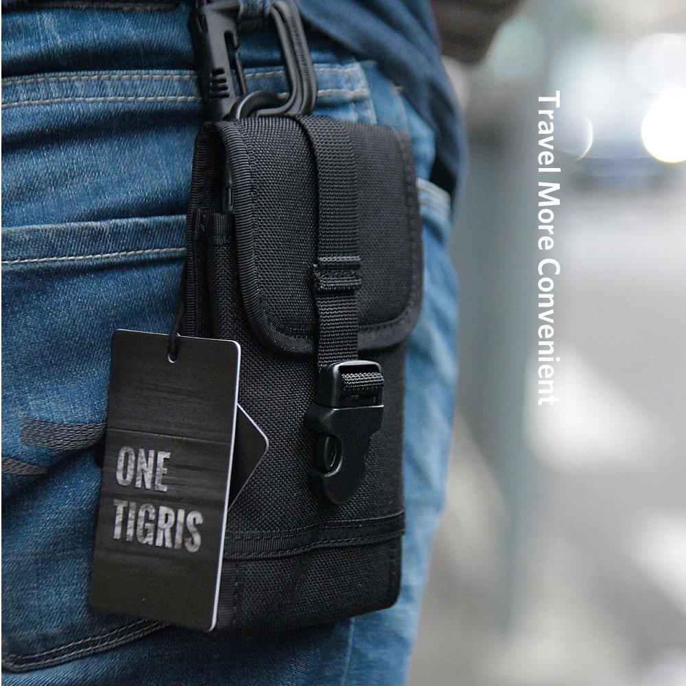 Amazon.com: OneTigris MOLLE - Funda para teléfono móvil de 4 ...