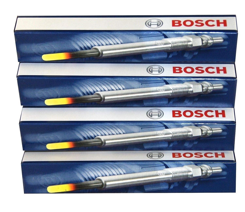 UKB4C Bosch Glow Plug GLP008 GLP 008 0250202142 x4