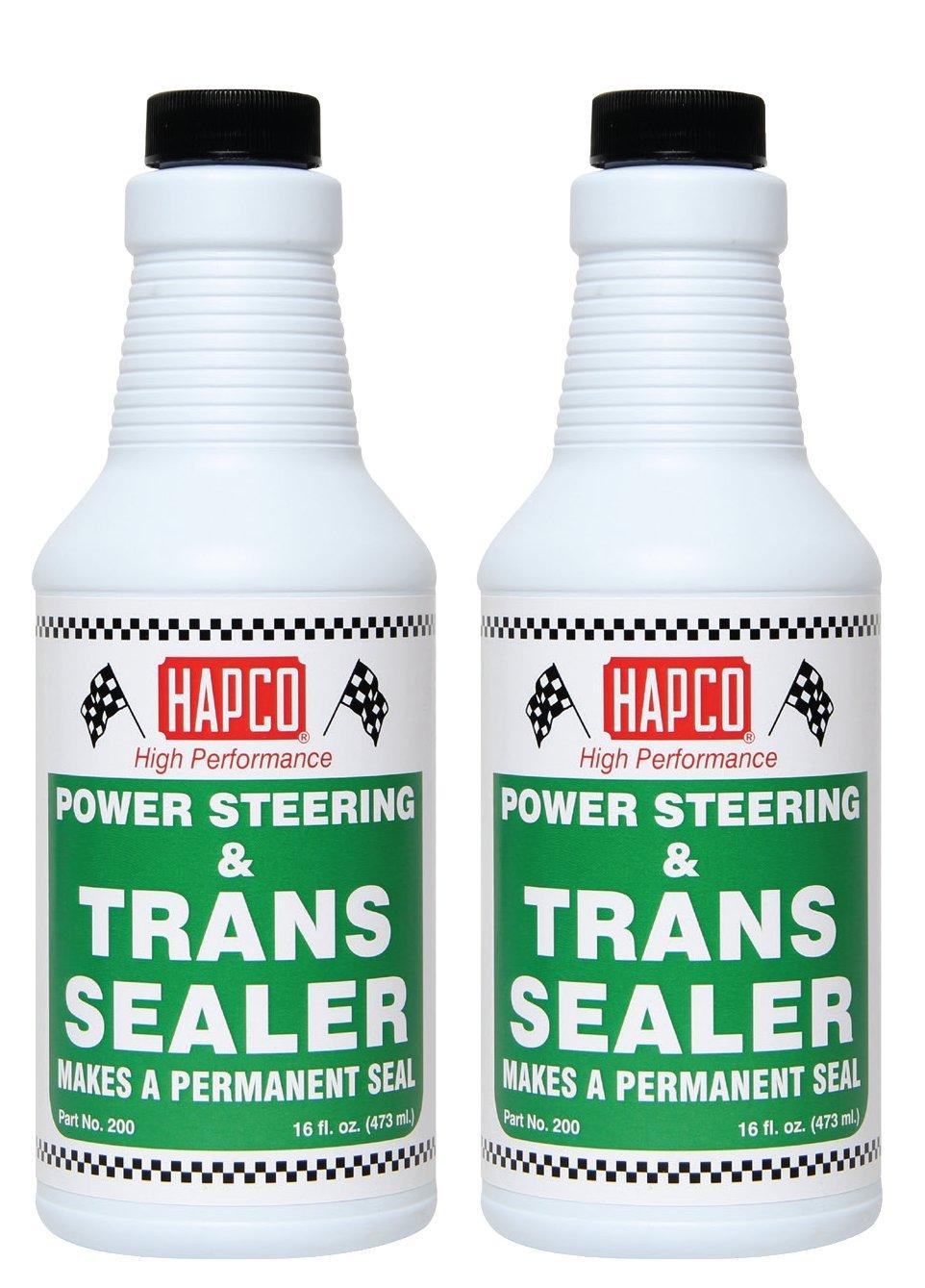 Hapco Products - Power Steering & Trans Sealer (Pack of 2)