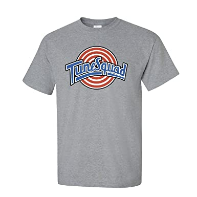 dba40370b8a6 Tune Squad Basketball Mens Fit T-Shirt  Amazon.co.uk  Clothing