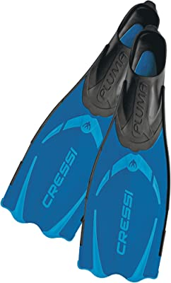 Cressi Adult Snorkeling Full Foot Pocket Fins