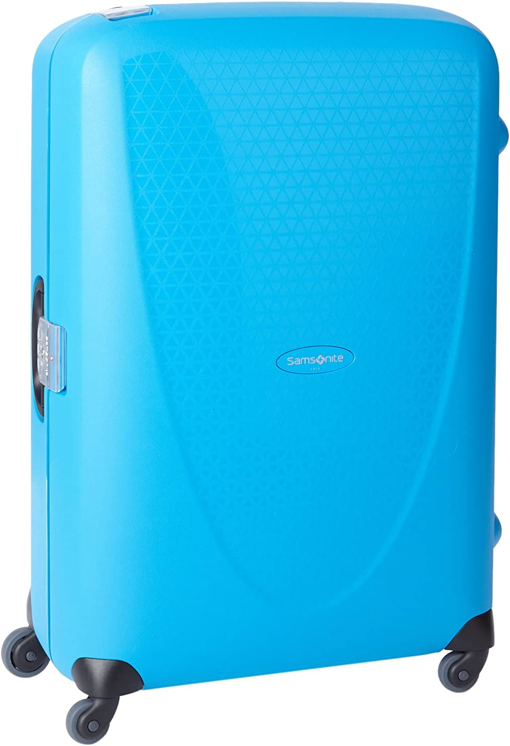 Samsonite Termo Young Spinner L Maleta, 78 cm, 88 L, Azul (Electric Blue)