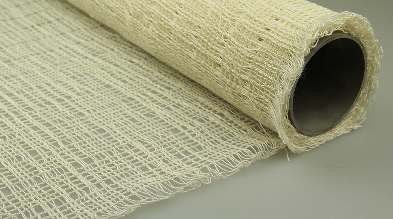 10 Ballent/ücher aus Baumwolle zum Wurzelschutz 0,5 m x 0,5 m