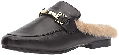 3225ea42f60 Steve Madden Women s Khloe Black Leather Casual ...
