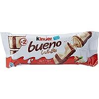 Kinder Bueno White Bars, 30 x 39 Grams