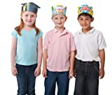 Carson-Dellosa CD-101021 Birthday Crowns, Pack of