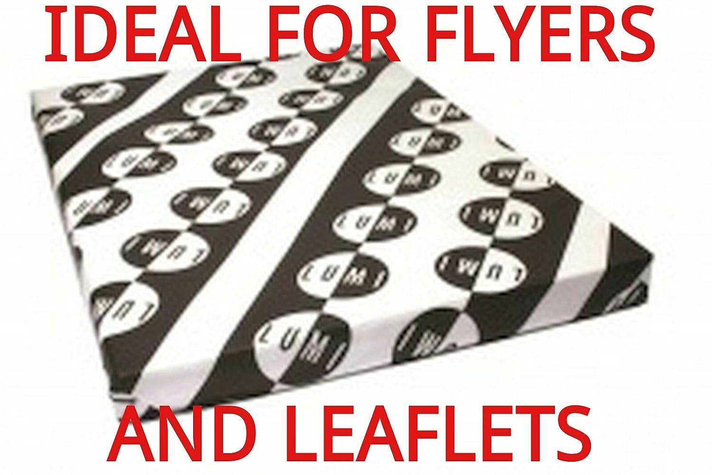 120 hojas tamaño A5 150 láser Digital gsm/doble cara ...