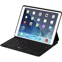 """EC Technology Hülle mit Tastatur Kompatibel mit iPad Pro 10,5, Ultraleichte 10.5"""" Bluetooth Tastatur Hülle mit Smart Power Schalter, Winkelverstellbar"""