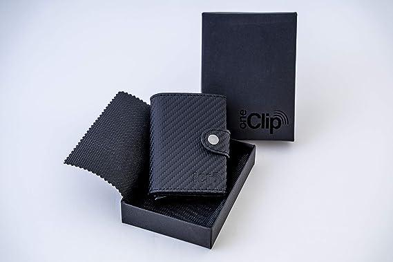 Porta Tarjetas de crédito para Hombre One Clip, Cartera ...