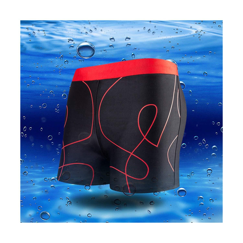 Waterproof Mens Swimwear Men Bathing Suit surf Beach Male Swimming Trunks XXXL Swimming Trunks Swimming Briefs Shorts